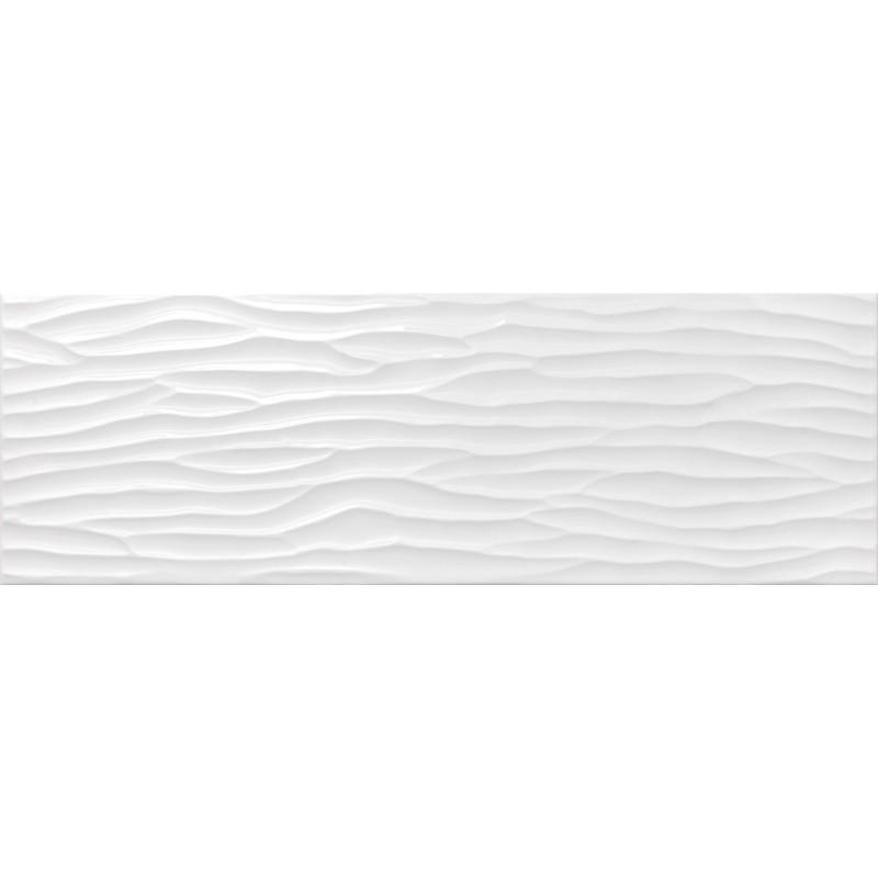 PAUL CERAMICHE STUDIO PAPER WHITE LUX 25X75