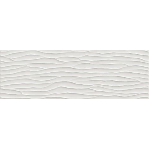 PAUL CERAMICHE PAPER WHITE MATT 25X75