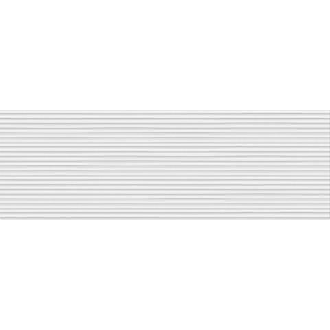 ZEN WHITE MATT 25X75