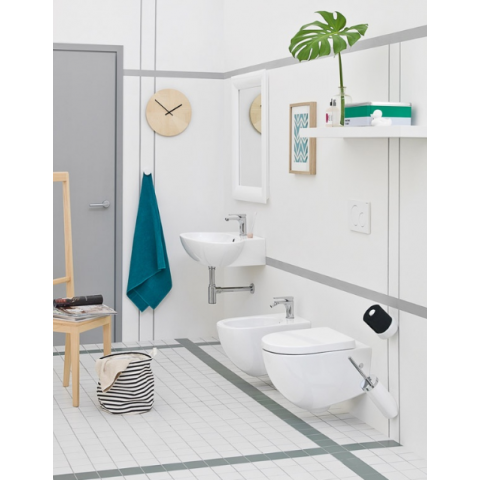 FILE 2.0 SET VASO S/BRIDA C/COPRIVASO SLIM SOFT CLOSE + BIDET SOSPESO