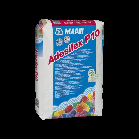 MAPEI  P10 ADESILEX BIANCA DA 25KG