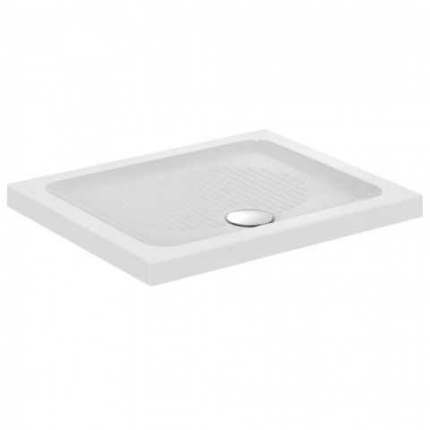 IDEAL STANDARD CONNECT PIATTO DOCCIA IN CERAMICA 85X70 SP.6,5 CM
