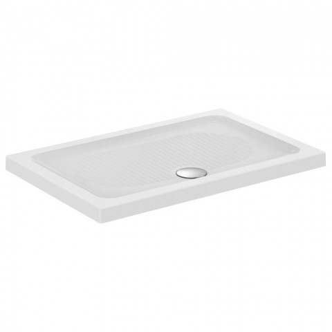 IDEAL STANDARD CONNECT PIATTO DOCCIA IN CERAMICA 110X72 SP.6 CM