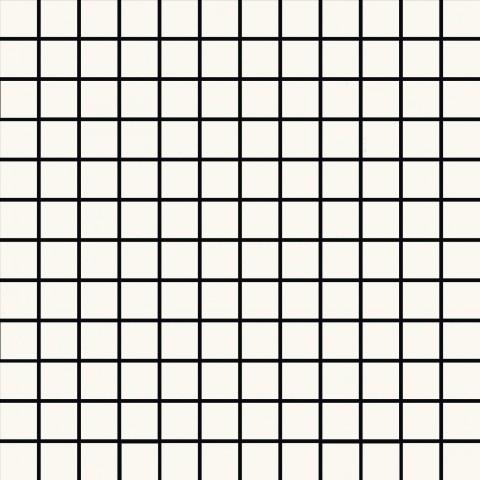 COLORPLAY MOSAICO WHITE 30X30