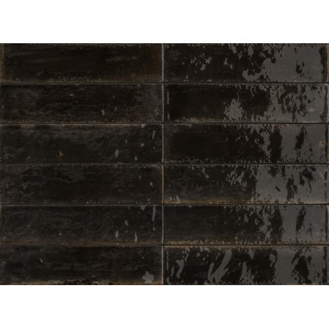 CROGIOLO LUME BLACK 6X24