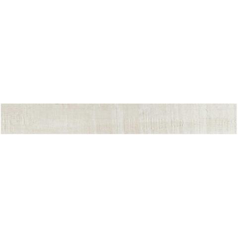 CASAMOOD WOODEN TILE WHITE 15X120 RETTIFICATO