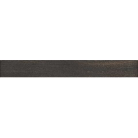 CASAMOOD WOODEN TILE BROWN 15X120 RETTIFICATO