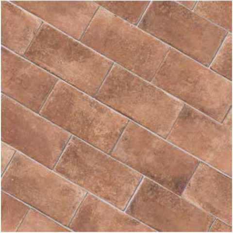 TUSCANIA CERAMICA CAMELOT COTTO 15.1X30.6 OUTDOOR