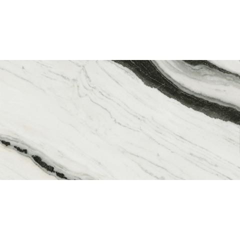 IMPRONTA ITALGRANITI LUX EXPERIENCE PANDA WHITE LAPPATO 60X120 SP 9