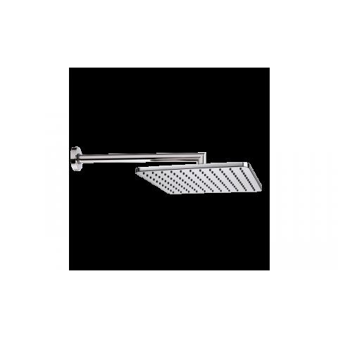 BOSSINI Cosmo 230 x 230 mm braccio da 350 mm H70