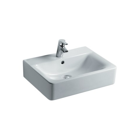 IDEAL STANDARD CONNECT - LAVABO CUBE DA 550 MM