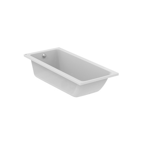 IDEAL STANDARD CONNECT AIR - VASCA RETTANGOLARE 180X80X59CM DA INCASSO