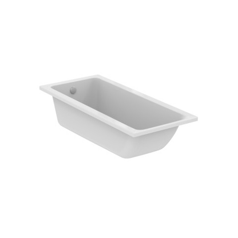 IDEAL STANDARD CONNECT AIR - VASCA RETTANGOLARE 170X75X59CM DA INCASSO