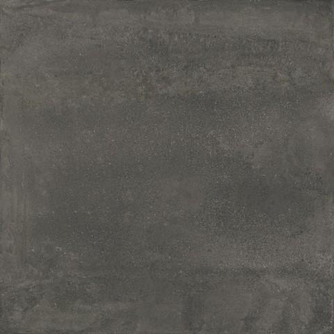 EMILCERAMICA BE-SQUARE LAPPATO BLACK 80X80 RETTIFICATO 9,5mm