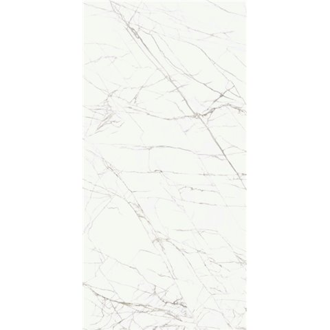 CASALGRANDE PADANA MARMOKER - TITAN WHITE - LUCIDO - 90x180 - sp.10mm