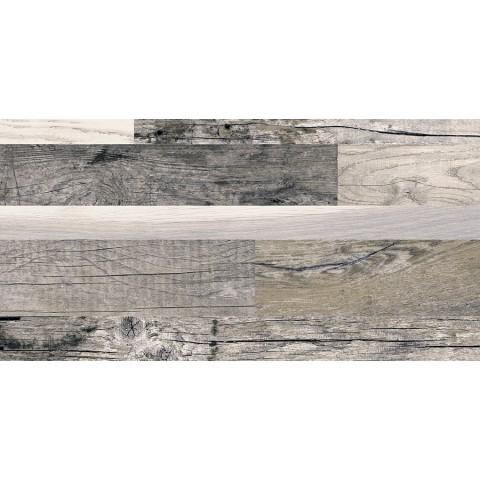 PAVÈ WALL WOOD GREY 22,5x45