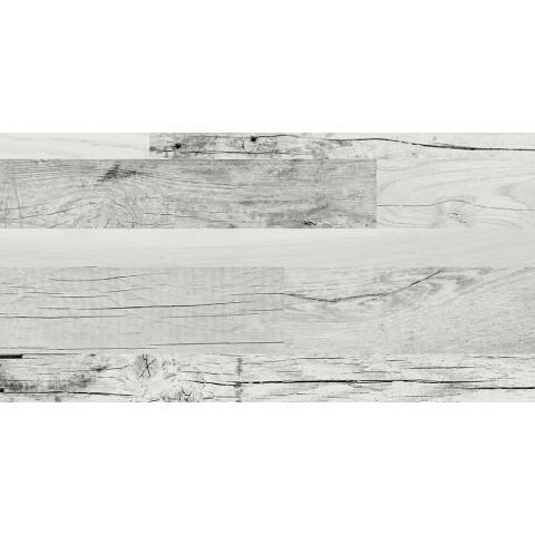 PAVÈ WALL WOOD WHITE 22,5X45