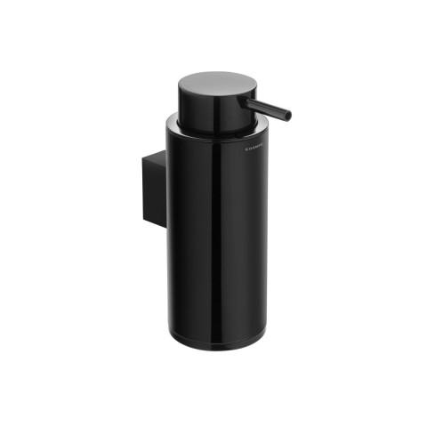 COSMIC BLACK & WHITE DISPENSER A MURO NERO LUCIDO 200ML