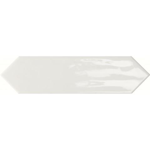 TONALITE DART WHITE GLOSSY 7X28