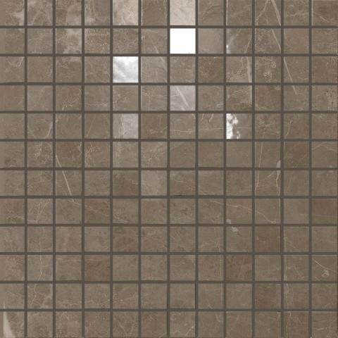 ABSOLUTE MOSAICO DECO' GRIGIO IMPERIALE 32.5X32.5