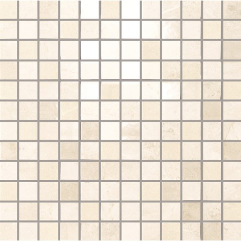 ABSOLUTE MOSAICO DECO' GRIGIO IMPERIALE LIGHT 32.5X32.5