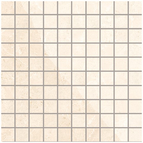 ABSOLUTE MOSAICO GRIGIO IMPERIALE LIGHT LEVIGATO 30x30