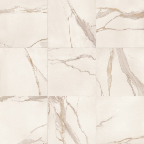 ELEMENTS LUX CALACATTA GOLD LAPPATO RETT 60X60