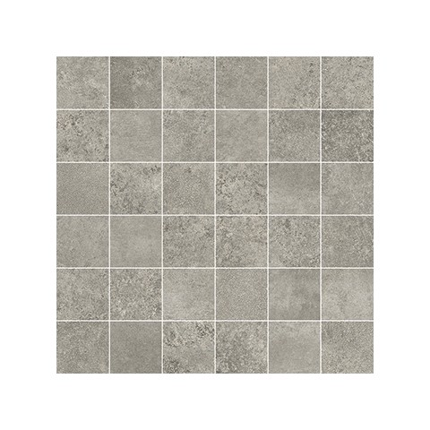 MARINER BOSTON MOSAICO GREY 5X5 SU RETE 30X30