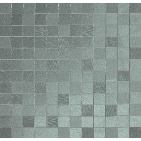 SHINY MOSAICO DECO' SAGE 32.5X32.5